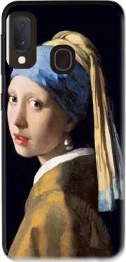 Girl with a Pearl Earring Samsung Galaxy A20E Case
