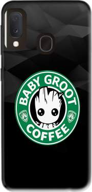 Groot Coffee Case for Samsung Galaxy A20E