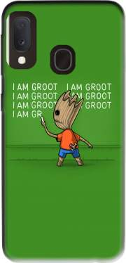 Groot Detention Case for Samsung Galaxy A20E