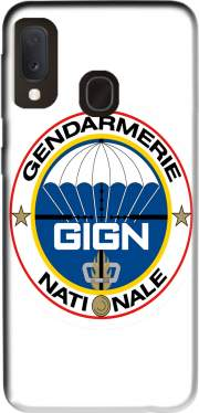 Groupe dintervention de la Gendarmerie nationale - GIGN Samsung Galaxy A20E Case
