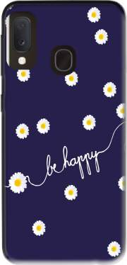 Happy Daisy Case for Samsung Galaxy A20E