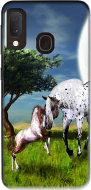 Horses Love Forever Case for Samsung Galaxy A20E