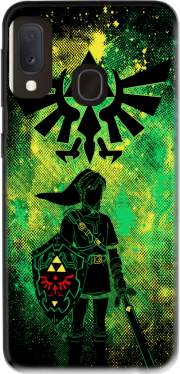 Hyrule Art for Samsung Galaxy A20E