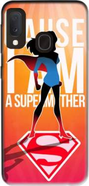 I am a super mom Case for Samsung Galaxy A20E