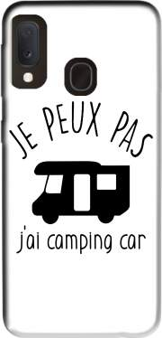 Je peux pas jai camping car Case for Samsung Galaxy A20E