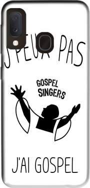Je peux pas jai gospel Case for Samsung Galaxy A20E