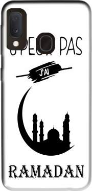 Je peux pas jai ramadan Case for Samsung Galaxy A20E