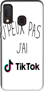 Je peux pas jai Tiktok Case for Samsung Galaxy A20E