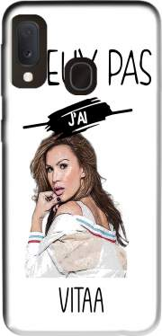 Je peux pas jai Vitaa Case for Samsung Galaxy A20E