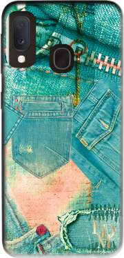 Jeans for Samsung Galaxy A20E