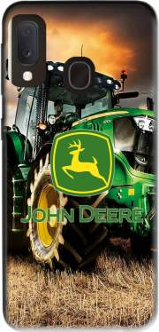 John Deer tractor Farm Case for Samsung Galaxy A20E