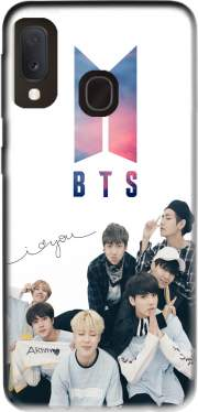 K-pop BTS Bangtan Boys Case for Samsung Galaxy A20E