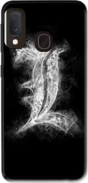 L Smoke Death Note for Samsung Galaxy A20E