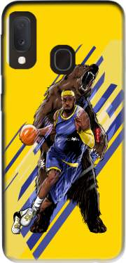 LeBron Unstoppable  Case for Samsung Galaxy A20E