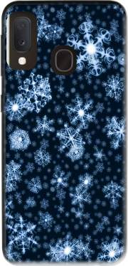Let It Snow Case for Samsung Galaxy A20E