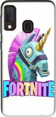 Unicorn video games Fortnite Case for Samsung Galaxy A20E