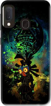 Majora's Art Case for Samsung Galaxy A20E