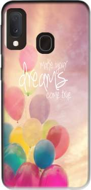 make your dreams come true Case for Samsung Galaxy A20E