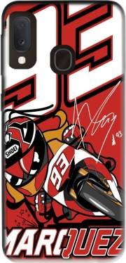 Marc marquez 93 Fan honda Case for Samsung Galaxy A20E