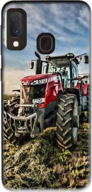 Massey Fergusson Tractor Case for Samsung Galaxy A20E