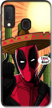 Mexican Deadpool for Samsung Galaxy A20E