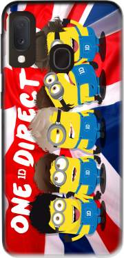 Minions mashup One Direction 1D for Samsung Galaxy A20E