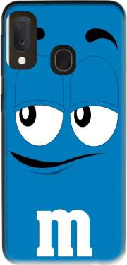 M&M's Blue Case for Samsung Galaxy A20E