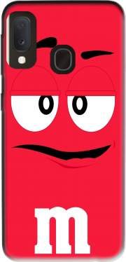 M&M's Red Case for Samsung Galaxy A20E