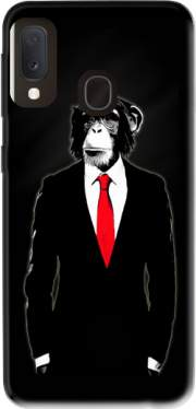 Monkey Domesticated Case for Samsung Galaxy A20E