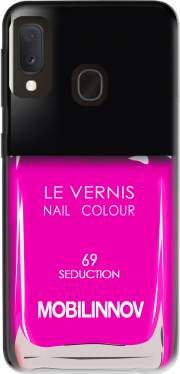 Nail Polish 69 Seduction Case for Samsung Galaxy A20E