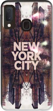 New York City VI (6) Case for Samsung Galaxy A20E