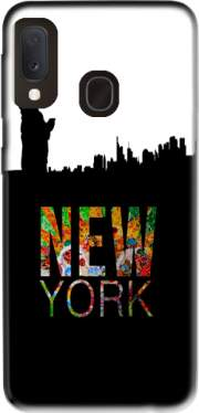 New York Case for Samsung Galaxy A20E