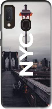 NYC Basic 2 Case for Samsung Galaxy A20E