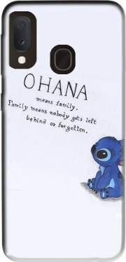 Ohana Means Family Case for Samsung Galaxy A20E