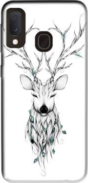 Poetic Deer Case for Samsung Galaxy A20E