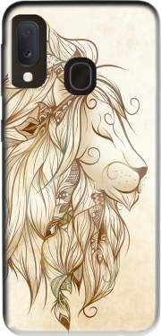 Poetic Lion Case for Samsung Galaxy A20E