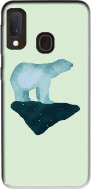 Polar Bear Case for Samsung Galaxy A20E
