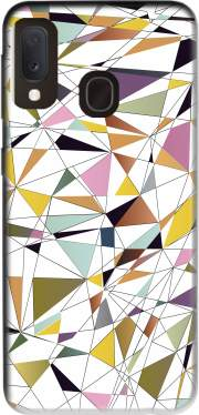 Polygon Art Case for Samsung Galaxy A20E