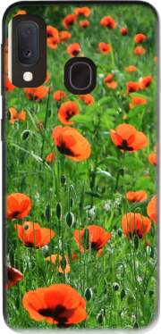 POPPY FIELD Case for Samsung Galaxy A20E