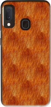 Puppy Fur Pattern for Samsung Galaxy A20E