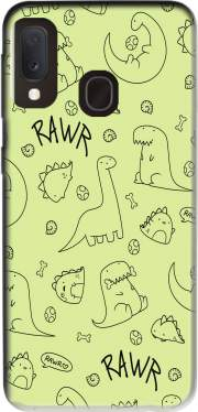 Rawr Case for Samsung Galaxy A20E