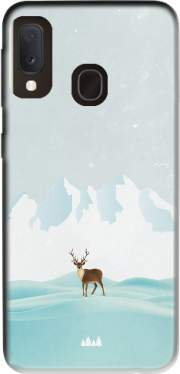 Reindeer Case for Samsung Galaxy A20E