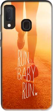 Run Baby Run Case for Samsung Galaxy A20E