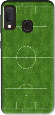 Soccer Field Case for Samsung Galaxy A20E