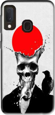 Splash Skull Case for Samsung Galaxy A20E