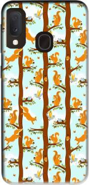 squirrel party Case for Samsung Galaxy A20E
