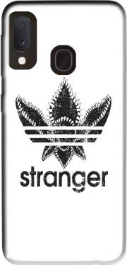 Stranger Things Demogorgon Monster JOKE Adidas Parodie Logo Serie TV Case for Samsung Galaxy A20E