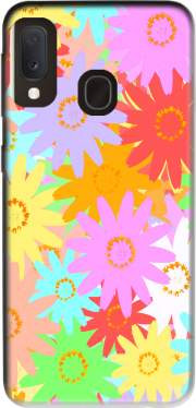 Summer BLOOM Case for Samsung Galaxy A20E