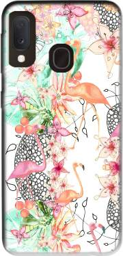 TROPICAL FFLAMINGO Case for Samsung Galaxy A20E