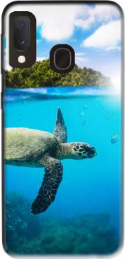 Tropical Paradise for Samsung Galaxy A20E